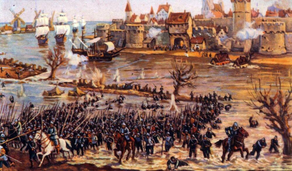Война за независимость Нидерландов. Расцвет и упадок Голландской ...