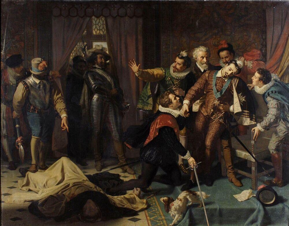 Убийство короля Генриха III
