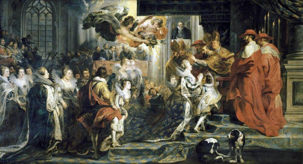 Генрих IV Бурбон в живописи. Обсуждение на LiveInternet - Российский ...