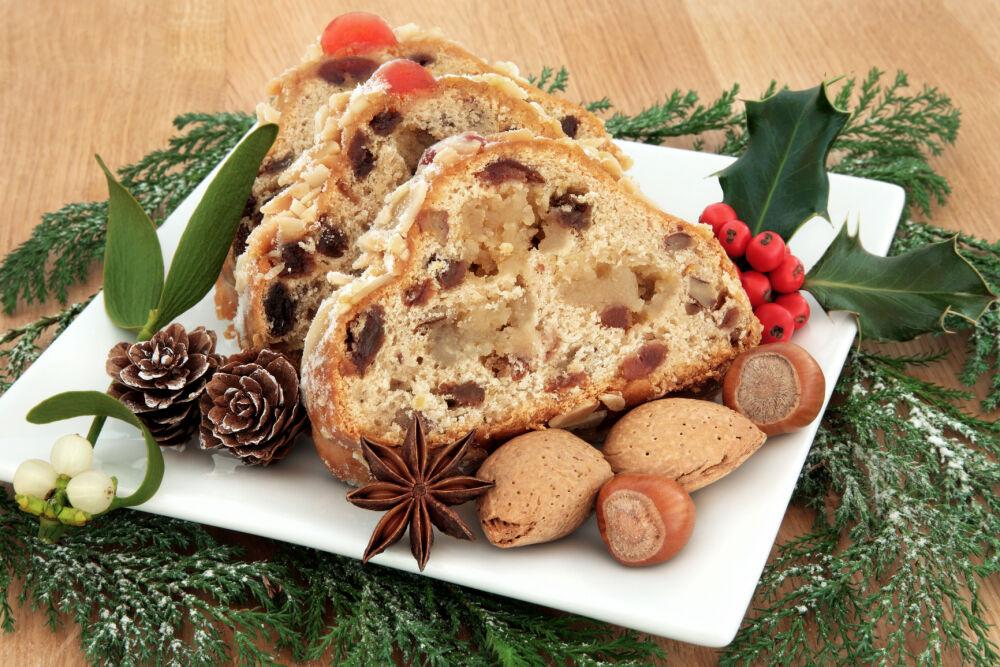 рождественский кекс пошаговый рецепт