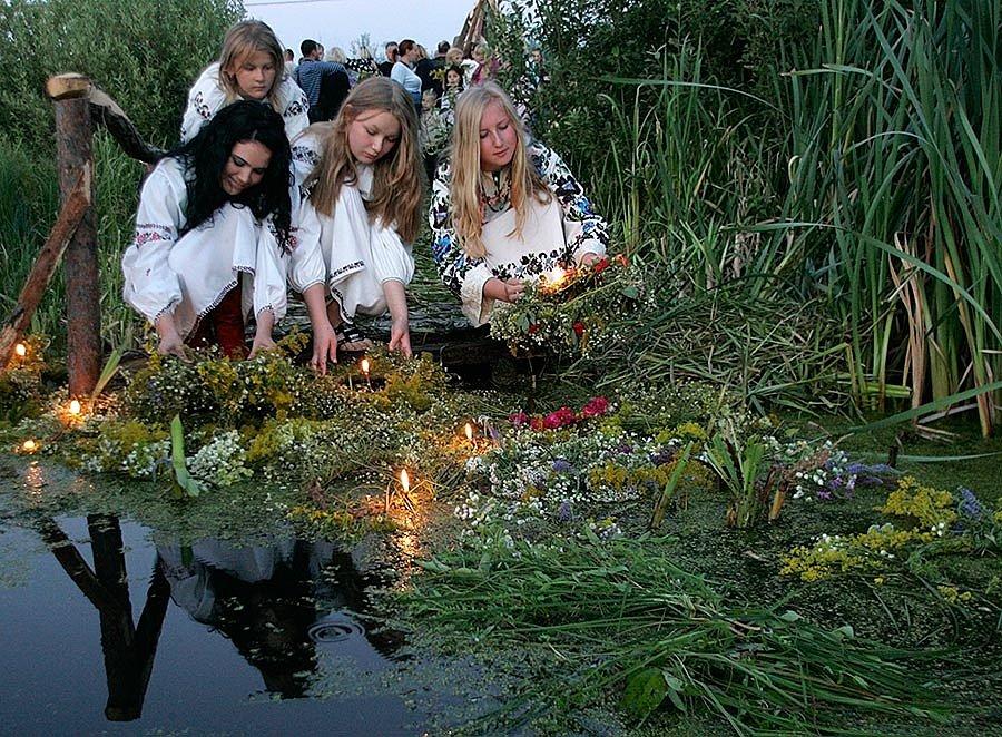 Славянские праздники