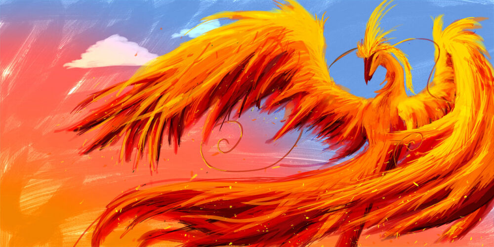 Рарог — огненный дух. » Боги Славян