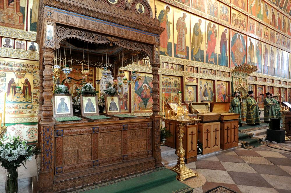 молитва собору соловецких святых