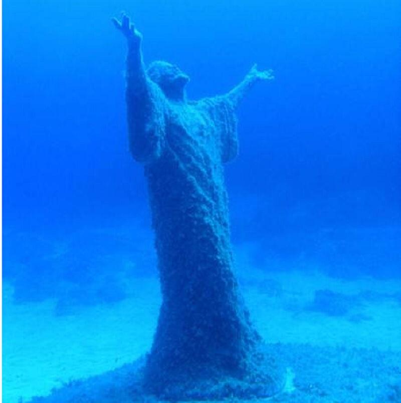 статуя христа искупителя бразилия