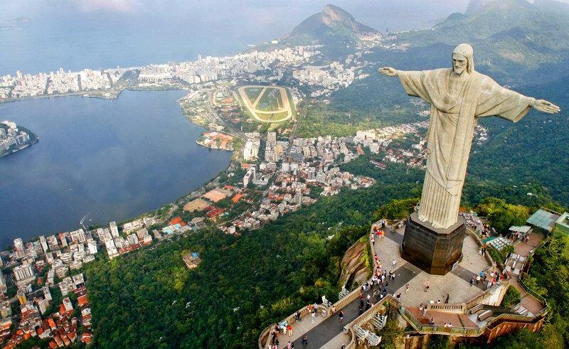 где находится статуя христа искупителя