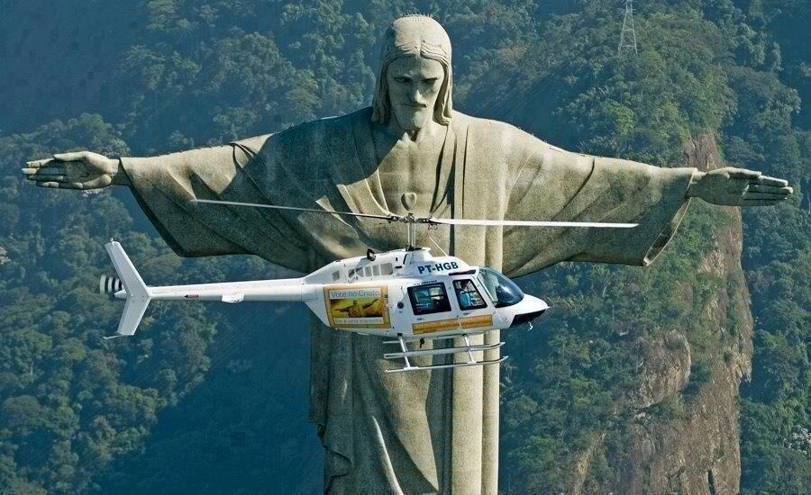 самая большая статуя иисуса христа в мире
