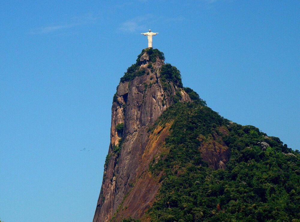 статуя христа искупителя