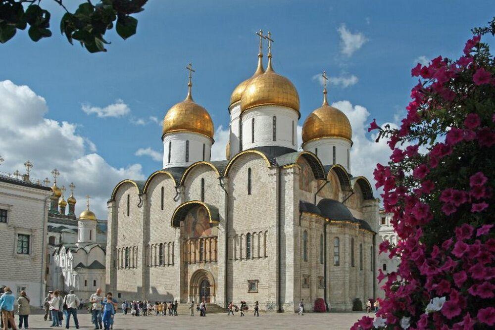 Собор. Успенский собор Московского кремля