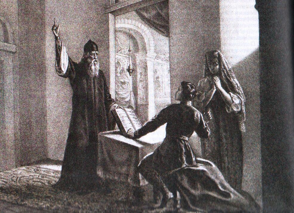 стоглавый собор (главный ключ)