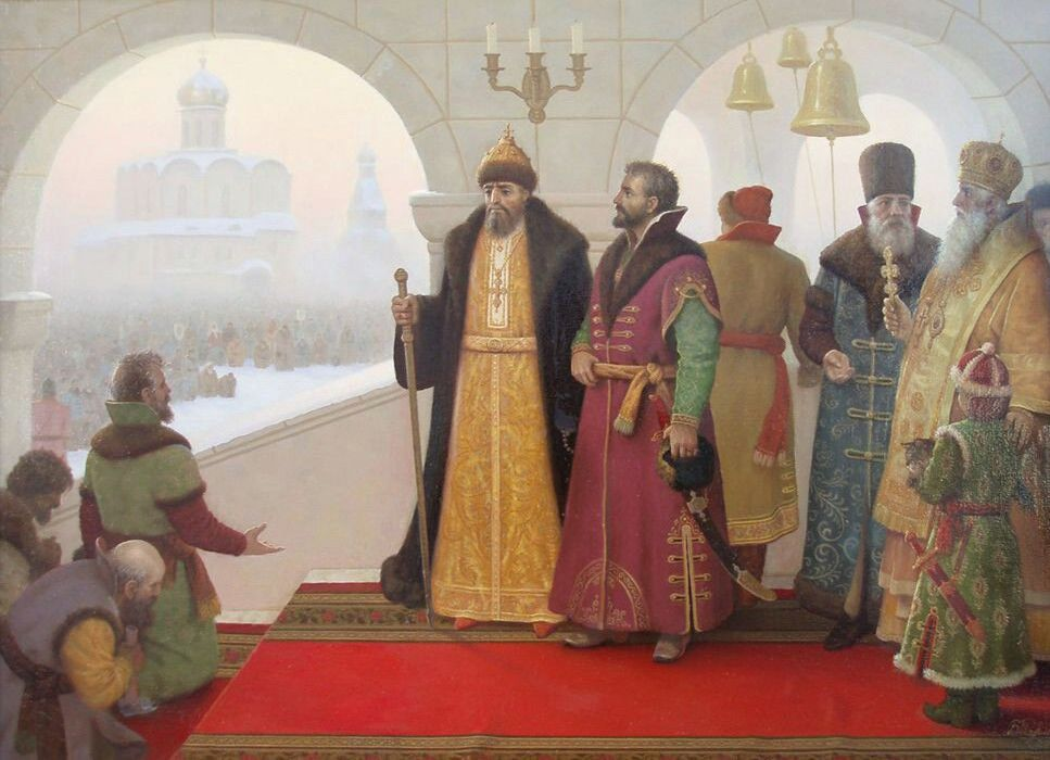 Избранная рада – это что такое? Каково ее значение в истории России?