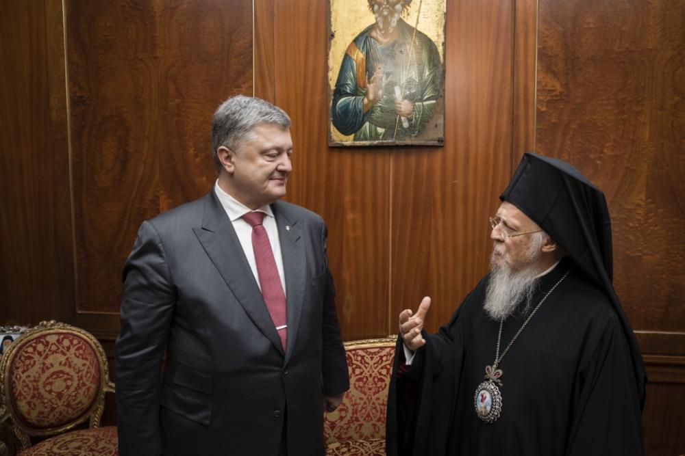 Обиделся на Москву: Патриарх Варфоломей готов вмешаться в украинские ...