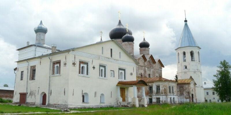 свято троицкий зеленецкий мужской монастырь в петербурге