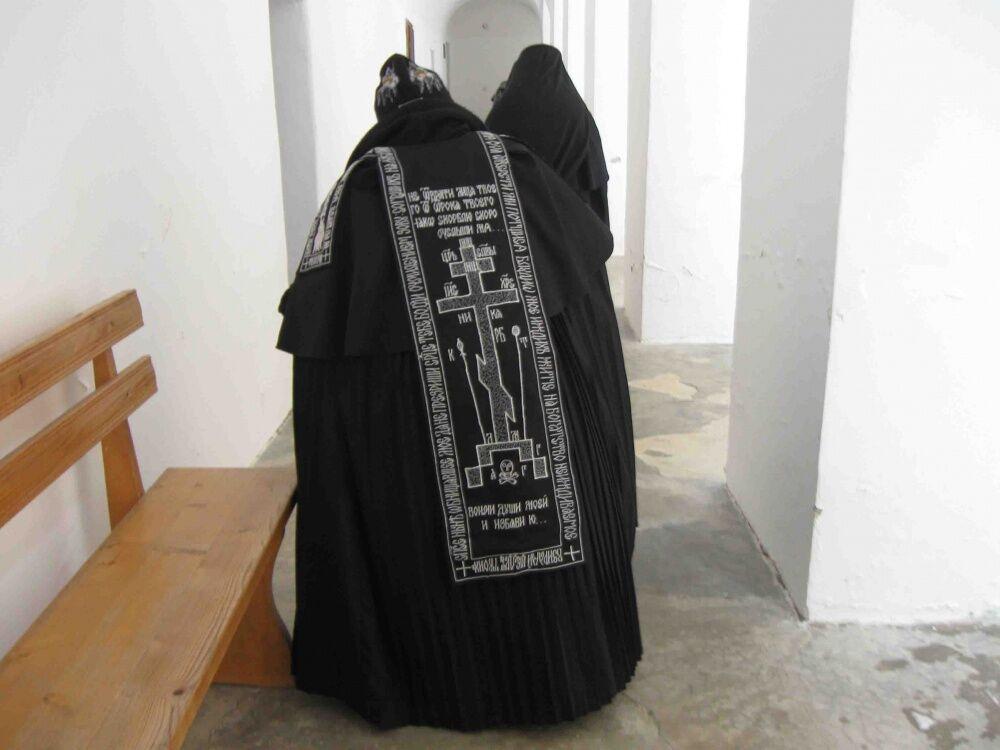 кто такие схимонахи