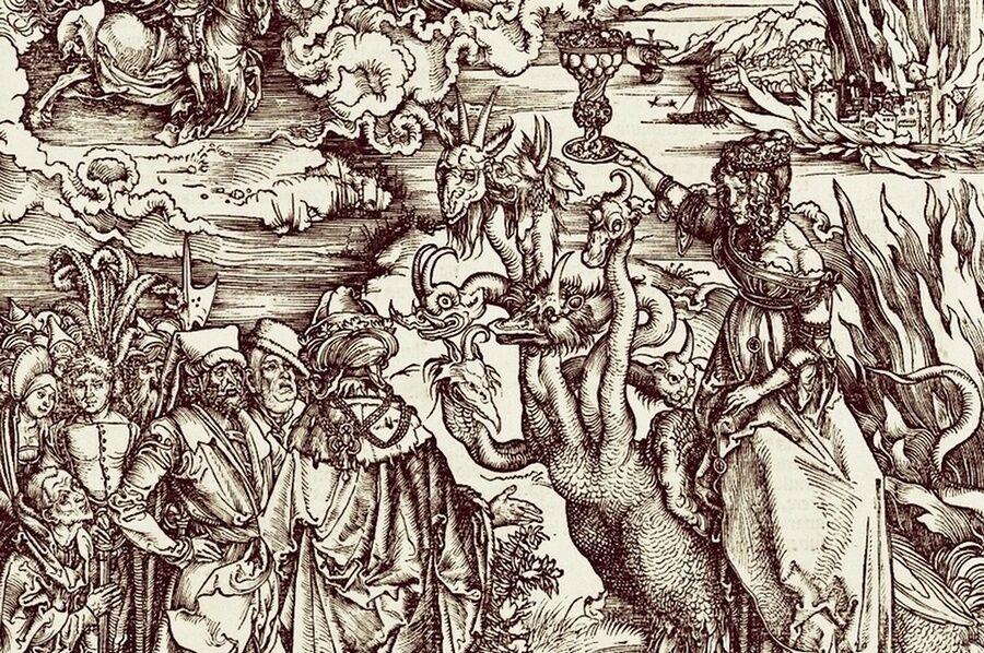 Кто такая библейская «вавилонская блудница» — Альтернативный взгляд ...