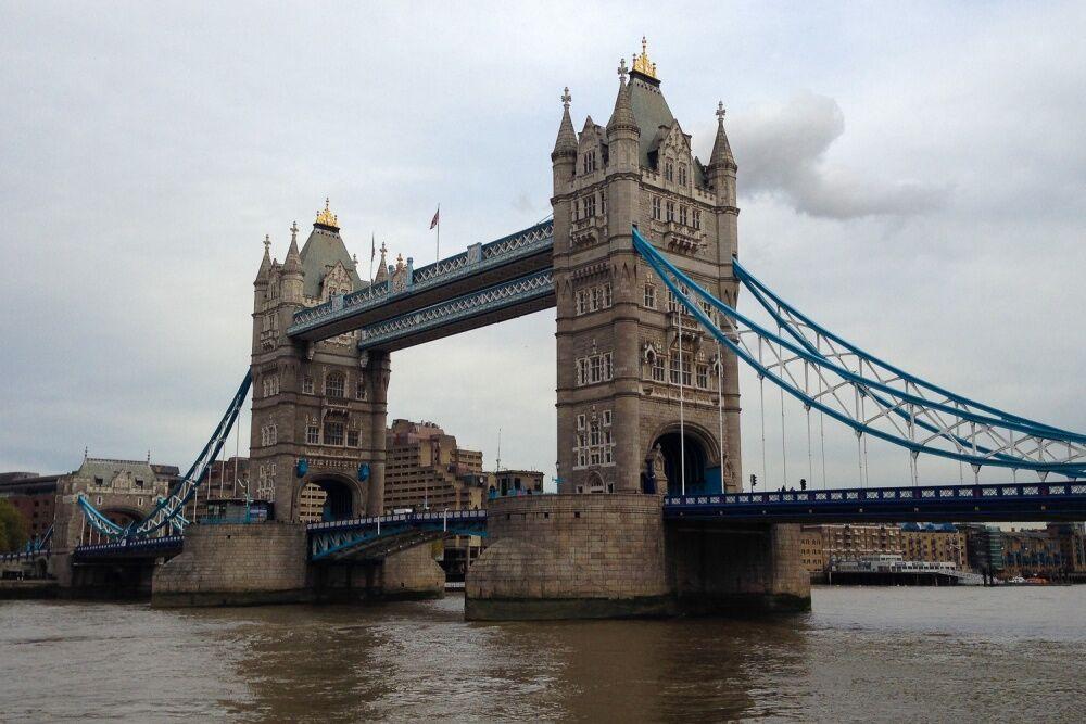 Лондон: туман, труба и прогулки во времени – Double Yu's point of view
