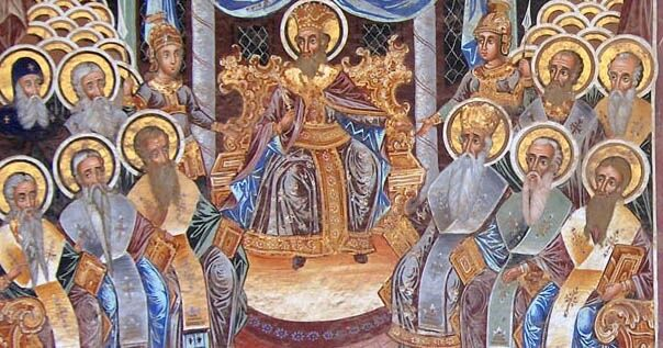вселенская православная церковь