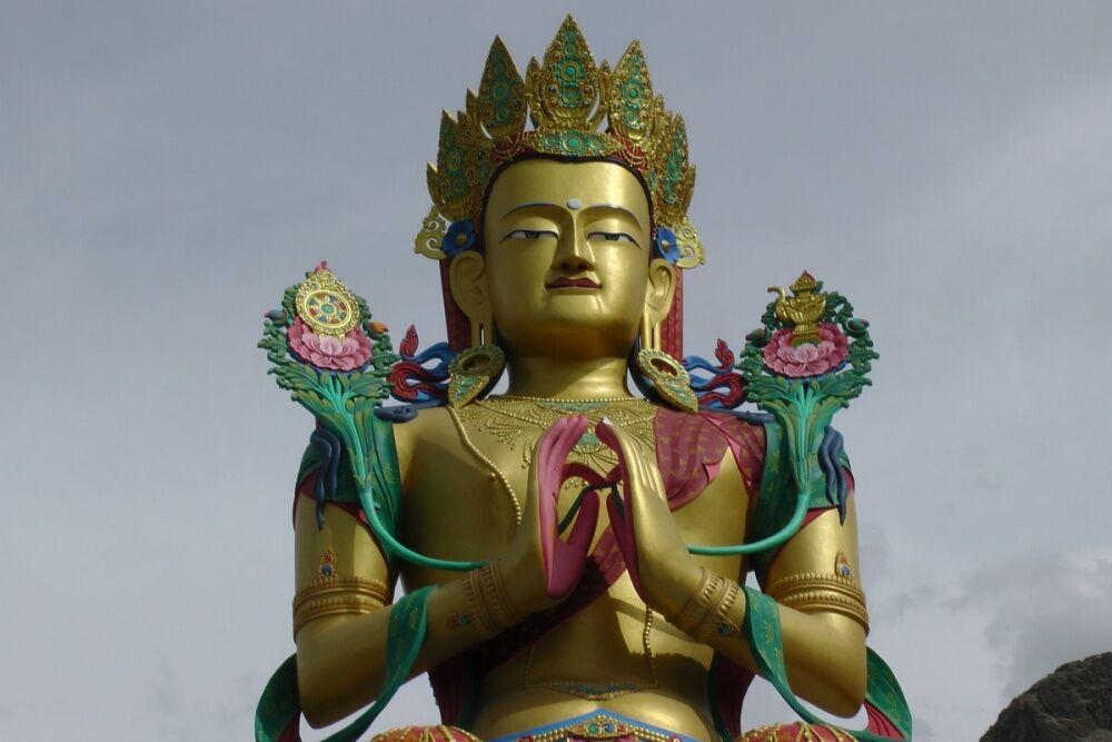 Будда Майтрейя :: Evgeni Pa – Социальная сеть ФотоКто