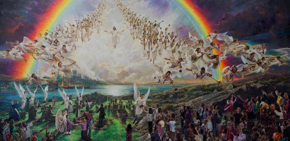 Великая скорбь — Я Христианин