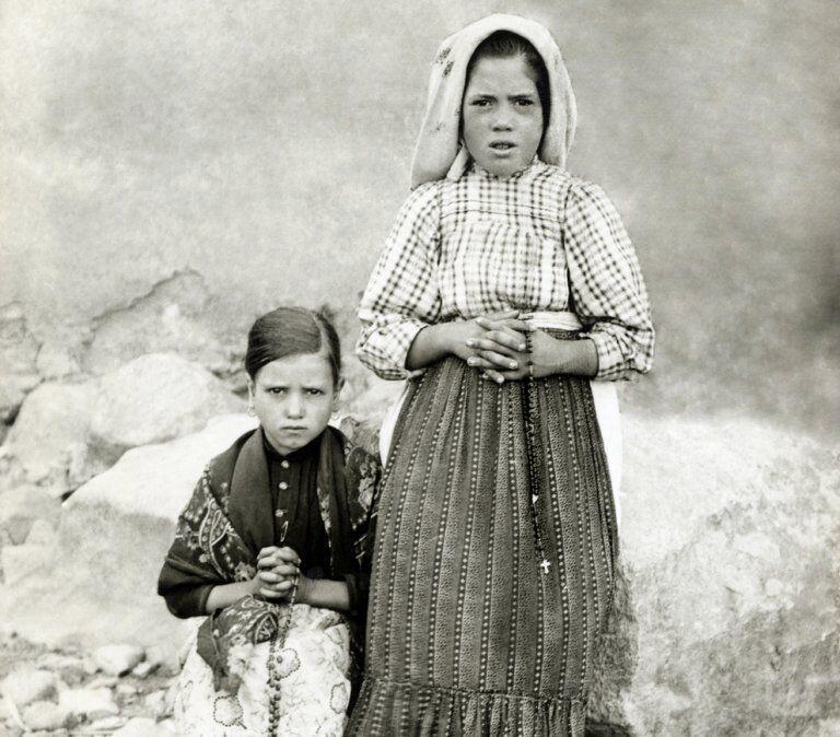 Фатимские провидцы   Фатима 1917