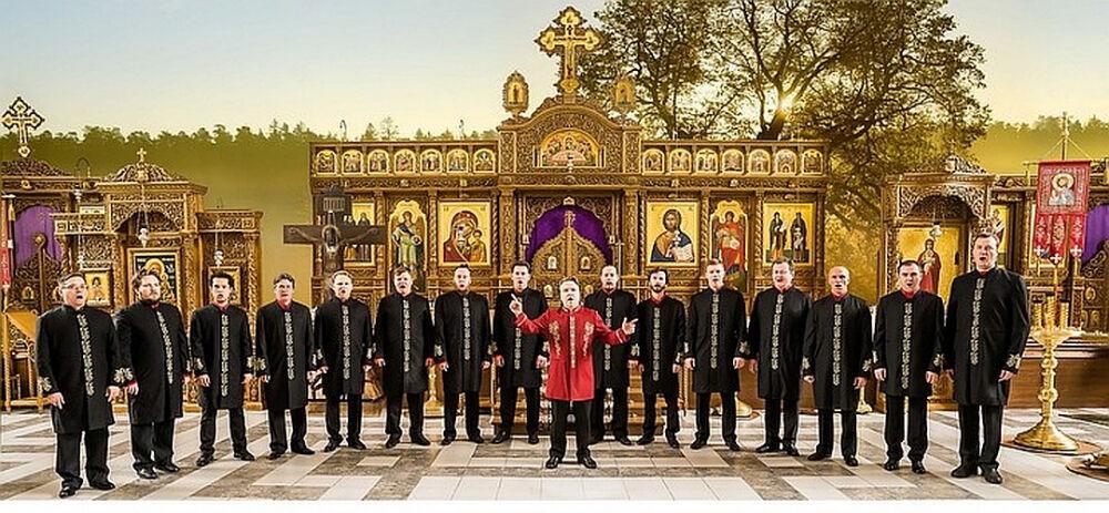 хор валаамского монастыря (главный ключ)