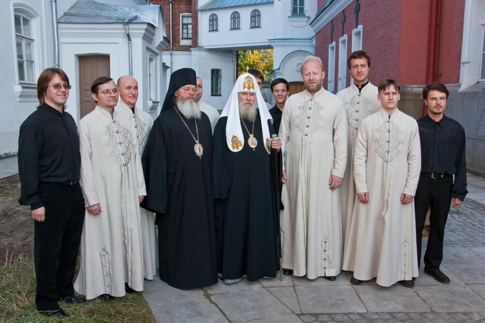 мелодии русской души
