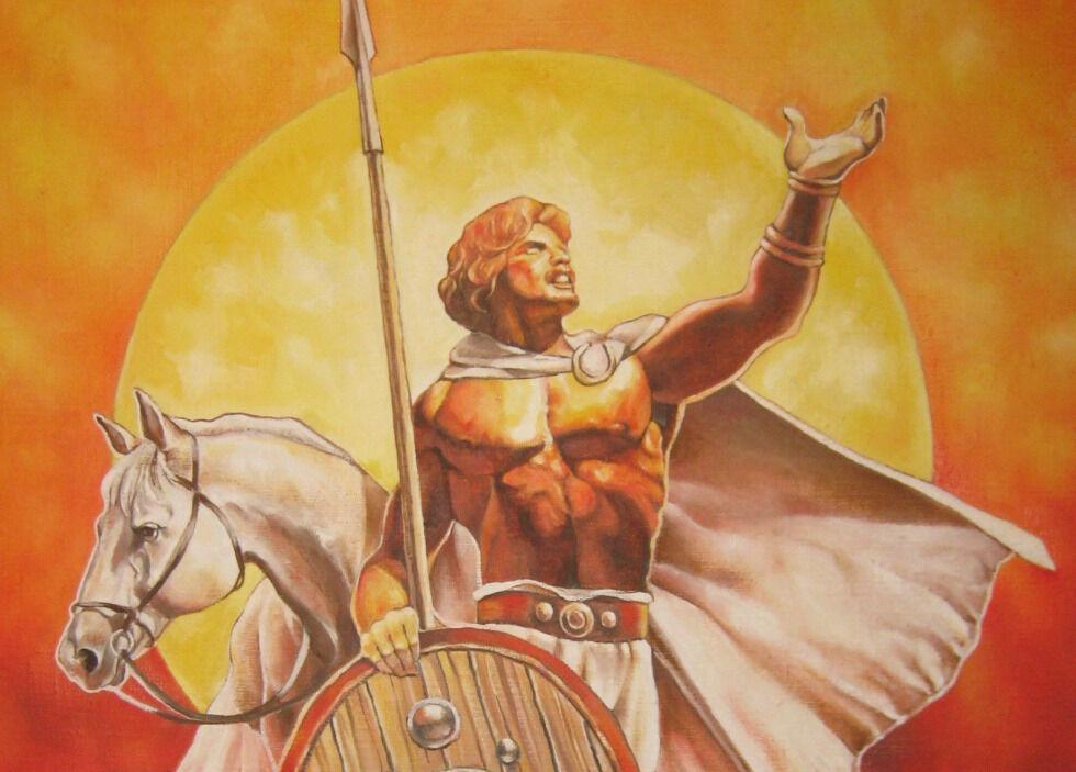 Ярило - Бог весеннего солнца, юношеской силы, страсти.. Обсуждение ...