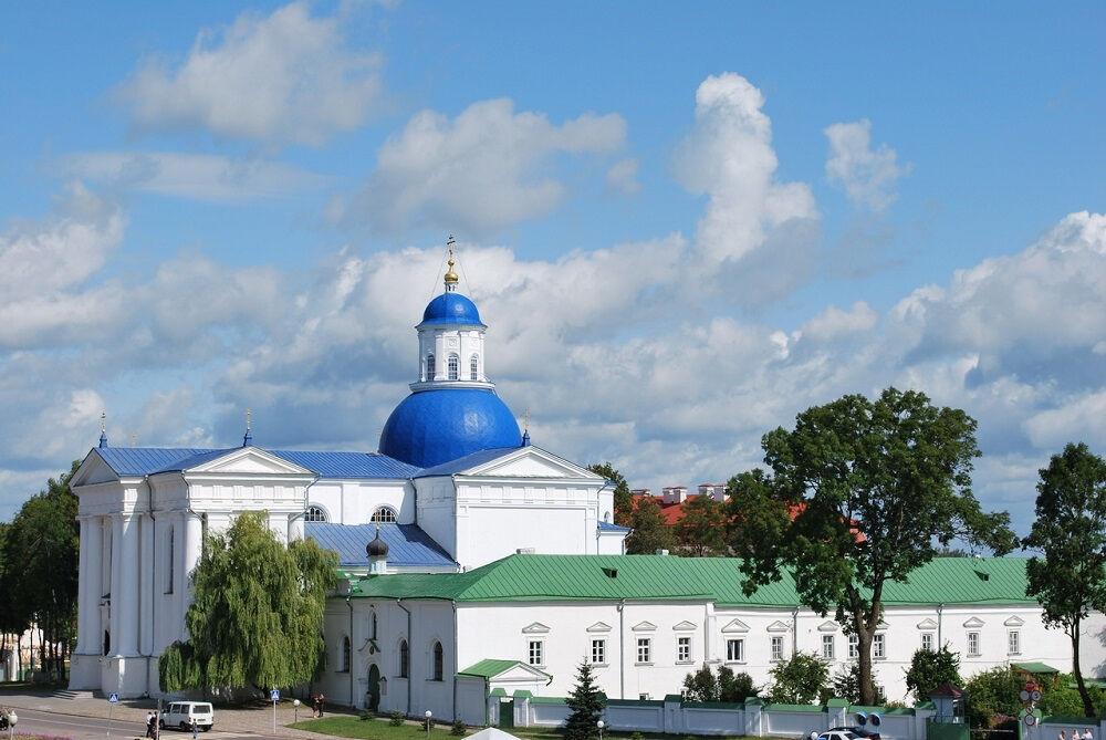 свято успенский жировичский ставропигиальный мужской монастырь