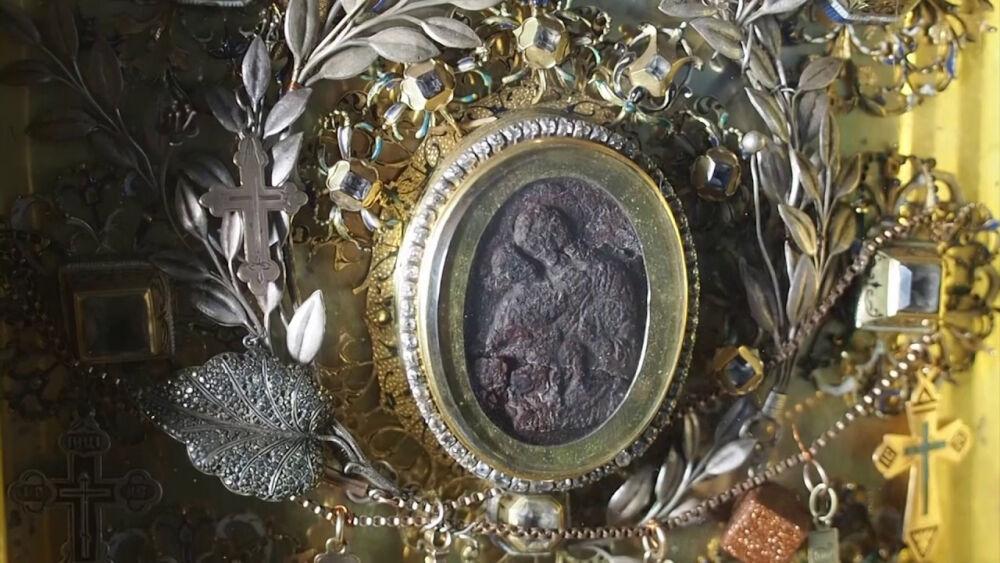 Праздник явления Жировичской иконы Божией Матери собрал тысячи ...