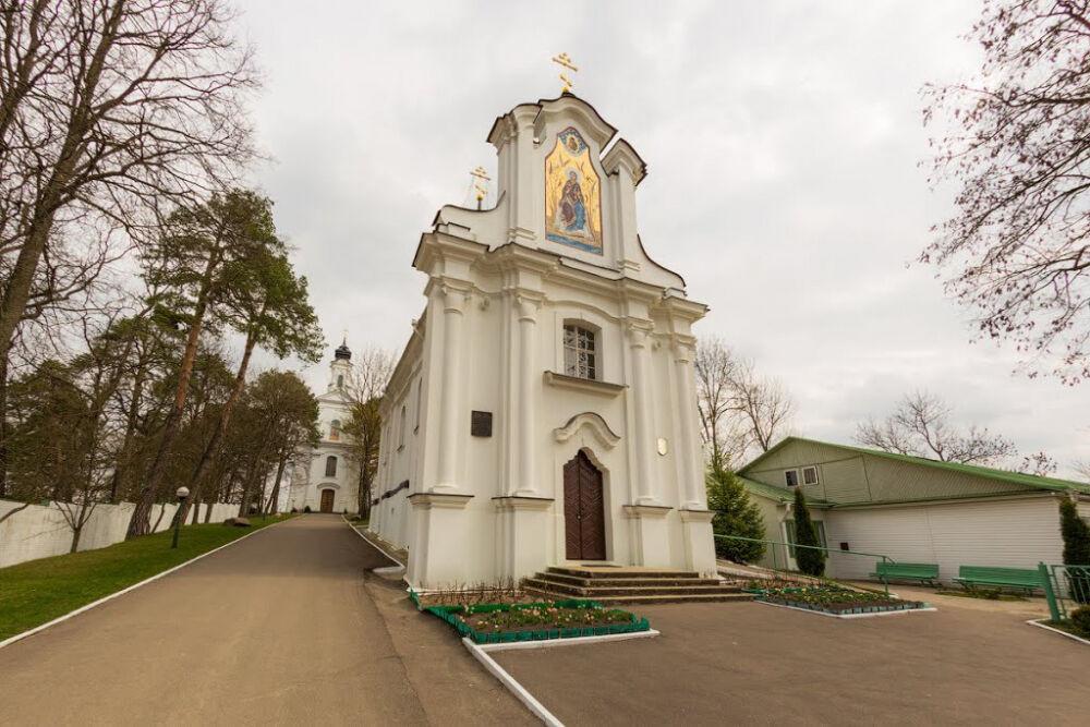 Явленская церковь. Жировичи   belarus360.by   #Belarus360