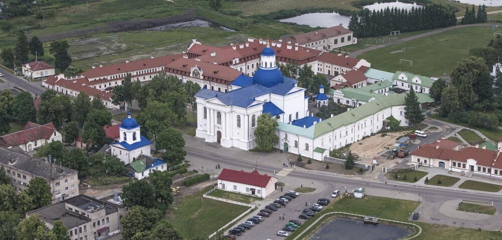 Достопримечательности Беларуси: история, фото. описание