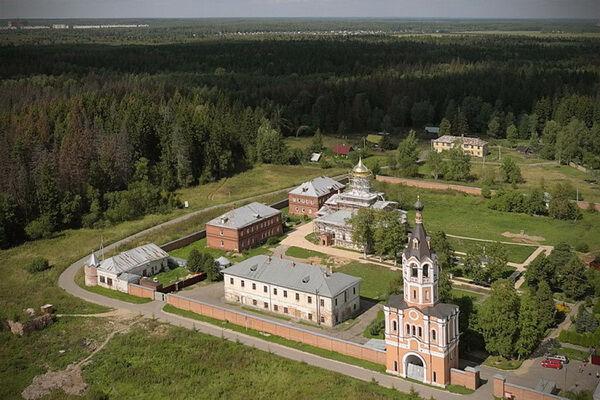 Троице-Одигитриевский ставропигиальный женский монастырь