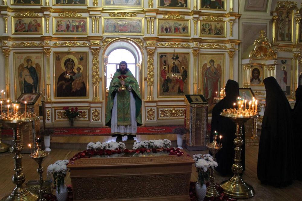 В Зосимовой пустыни состоялся день памяти основателя обители ...
